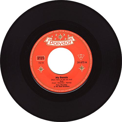 The Beatles Polska: Pierwszy singel z udziałem The Beatles