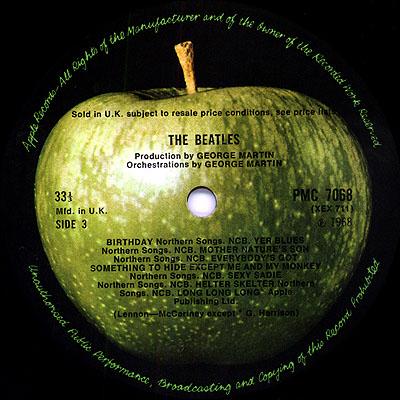 The Beatles U K Guide Lp Label History
